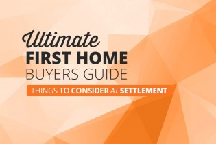 Things to Consider at Settlement