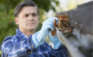 Best practices for gutter maintenance