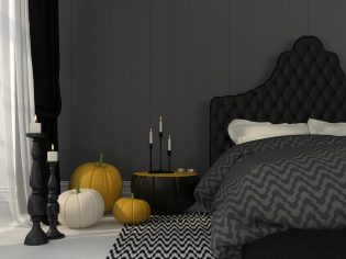 Home projects to put off during Halloween