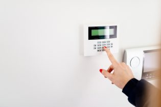 Securing your home during inspections